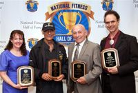 Kravitz inducted into National Fitness Hall of Fame