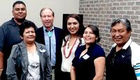 UNM-Gallup students attend Sen. Tom Udall Town meeting