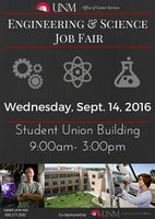 Career Services hosts Engineering and Science Career Fair