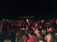 Red Rally fires up UNM students for Rio Grande Rivalry