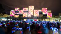 Silent Lights draws thousands to its sounds