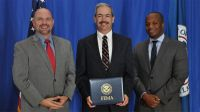Piatt graduates from FEMA's National Emergency Management Executive Academy