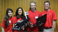 UNM electrical engineering team places second in racing contest