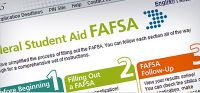FAFSA enrollment now open