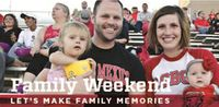 UNM Family Weekend set for Nov. 4-5