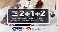 CNM, UNM collaborate on new 2+1+2 program to expedite graduate degree