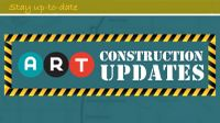 ART construction update for the week of Jan. 9
