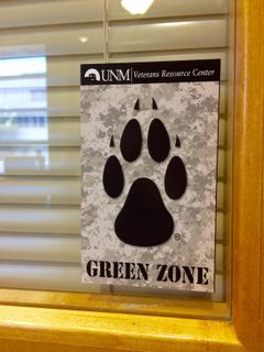 Green Zone Sticker