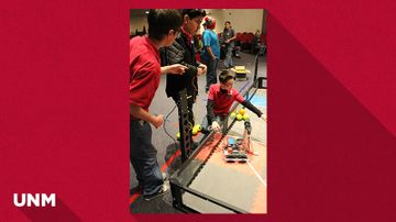 VEX robots will compete Feb. 4 at UNM