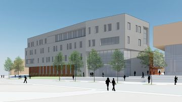 McKinnon Center for Management groundbreaking set for Monday, Jan. 30