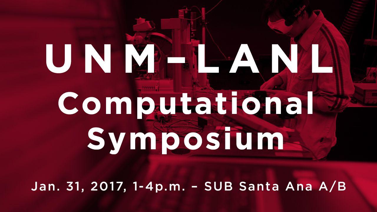UNM LANL Symposium