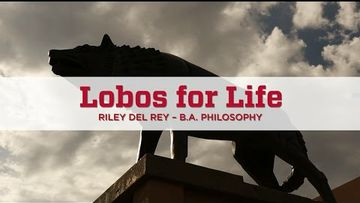 Lobos for Life – Riley Del Rey