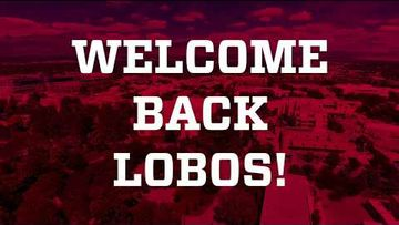 Welcome Back Lobos!