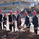 UNM breaks ground on new McKinnon Center for Management