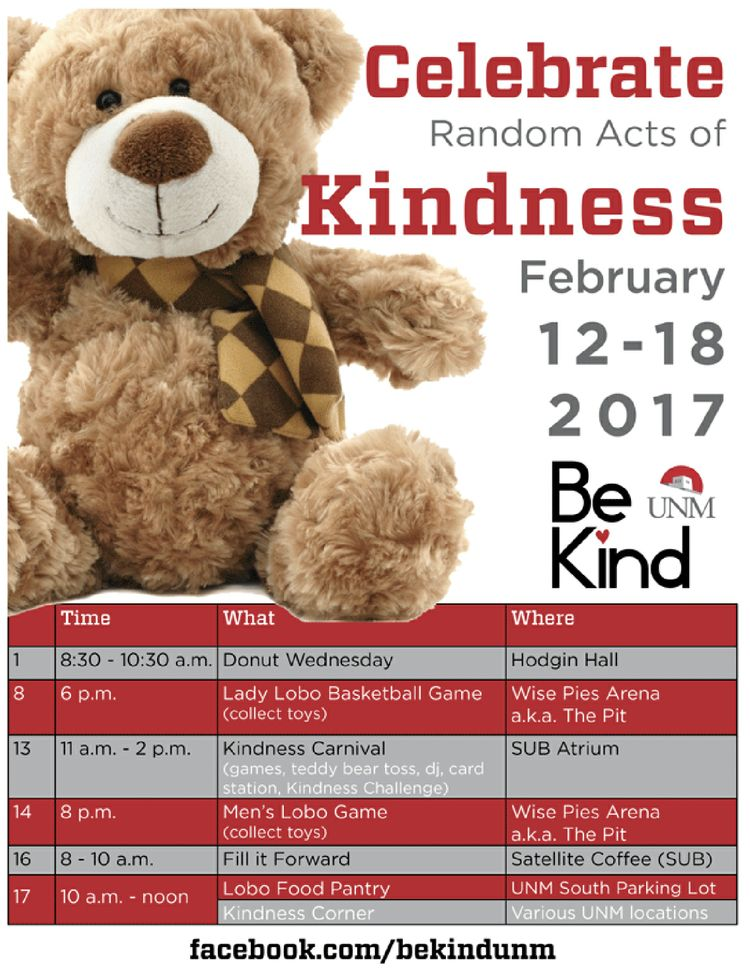 Be Kind Events