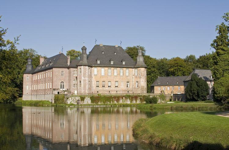 Schloss Dyck Castle