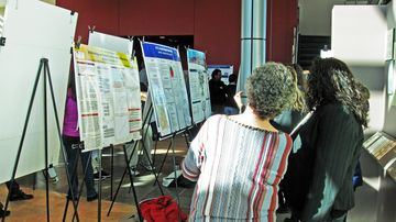 First Staff Research Expo a big success