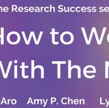 Panel discussion: How to work with the National Science Foundation