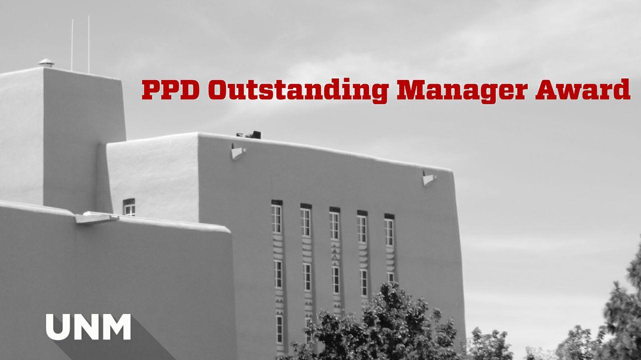 PPD Award