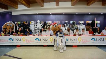 Annual fundraiser for UNM Children's Hospital hits the radio waves