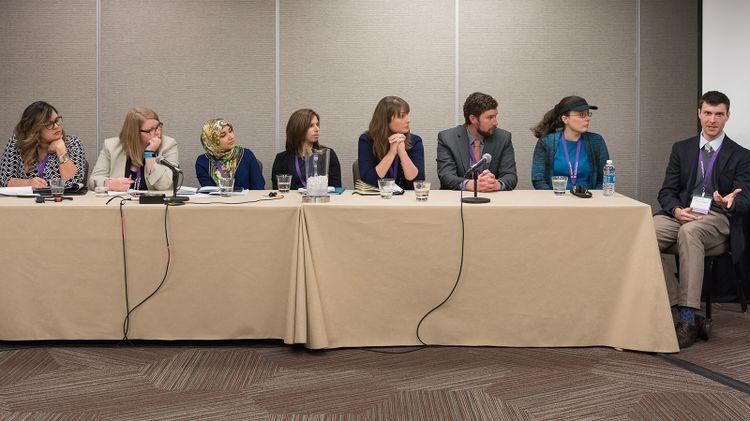 Cross Scholars Panel