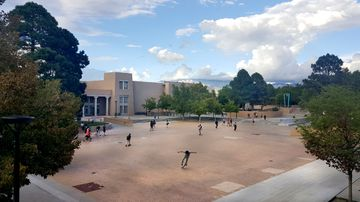 UNM Planning, Design and Construction department seeks feedback on Smith Plaza