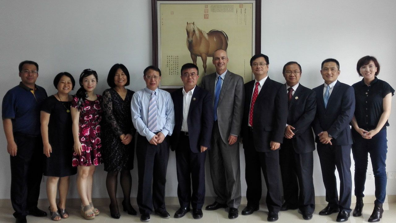 UNM-ASM Chinese collaboration