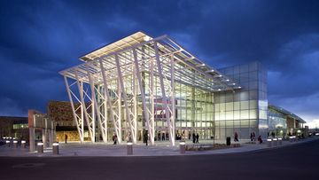 WisePies Arena, a.k.a. The Pit included in new report on LEED green building