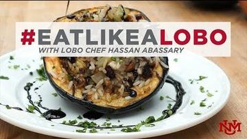 #EatLikeALobo | Roasted Acorn Squash