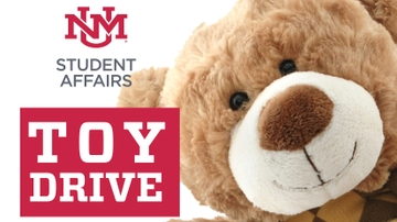 Student Affairs kicks off annual toy drive