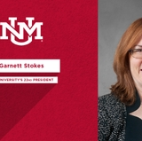 Garnett S. Stokes appointed president of The University of New Mexico