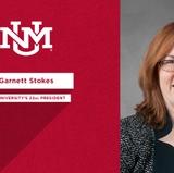 Garnett S. Stokes appointed president of The University of New Mexico