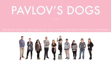 CFA Downtown Studio hosts 'Pavlov's Dogs: An Art Show'