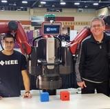 School of Engineering team wins first place at AFRL Spacecraft Robotics Challenge