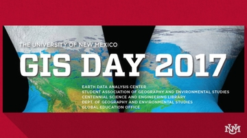 Geography Awareness Week: GIS Day Poster Competition and Janet Franklin Lecture