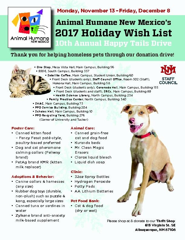 Happy Tails 2017