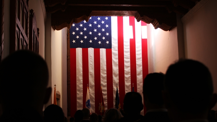 Veterans Day at Alumni Memorial Chapel