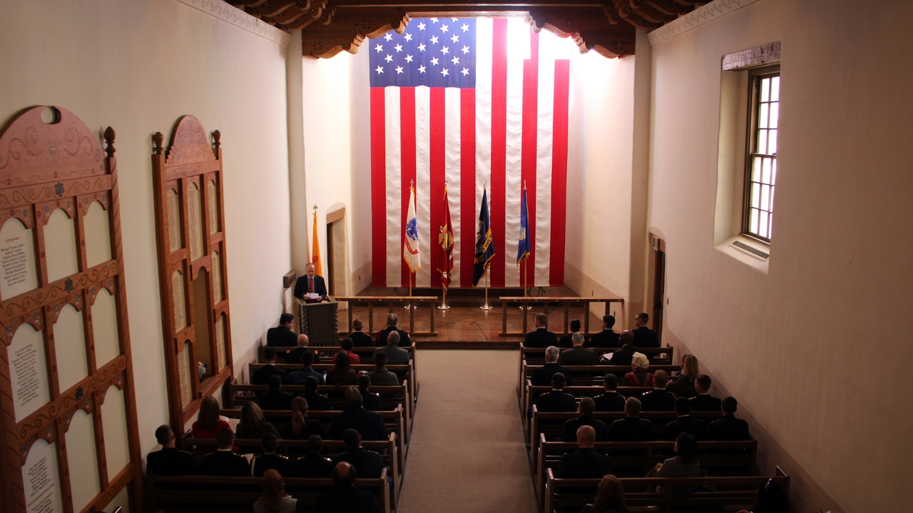 University of New Mexico honors its Veterans Friday, Nov. 10