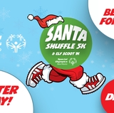 UNM Marketing students launch 'Be Santa For A Day' ad campaign for Special Olympics New Mexico