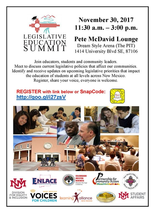 Legislative Education Summit