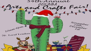 Annual ASUNM Craft Fair happening now