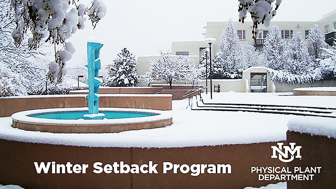 Winter Setback