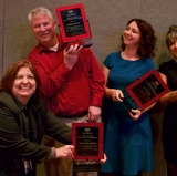 Award honors staff who lead by example