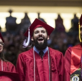 UNM hosts Fall 2017 Commencement ceremony