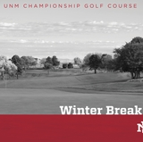UNM Championship Golf Course to close over winter break