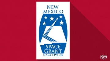 UNM student awarded scholarship from the New Mexico Space Grant Graduate Research Scholarship