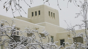 UNM on Winter Break Dec. 22 through Jan. 2
