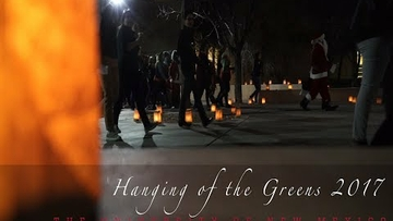 Hanging of the Greens 2017