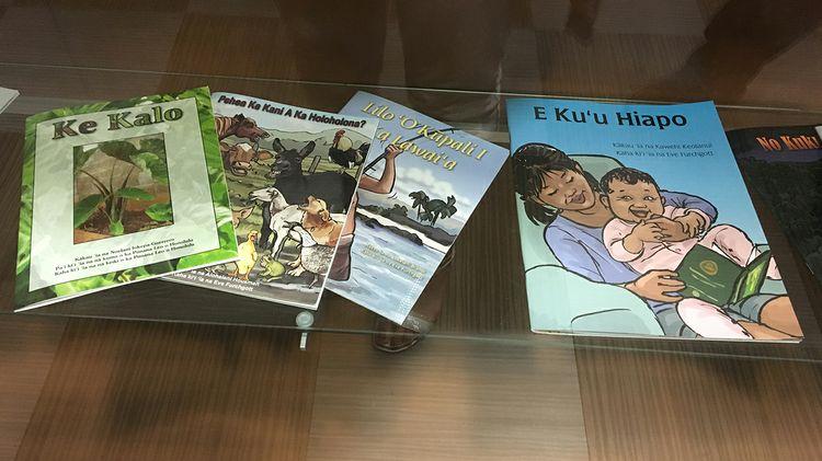 Native Hawaiian Books