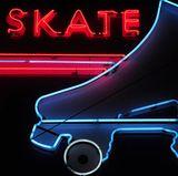 ASUNM Lobo Spirit hosting portable roller skating rink